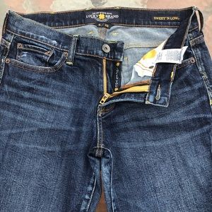 LUCKY BRAND SWEET'N LOW JEANS